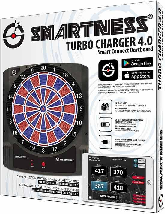 Smartness Turbo Charger 4.0